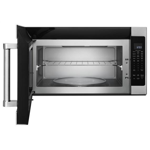 "30"" 1000-Watt Microwave Hood Combination - Stainless Steel"
