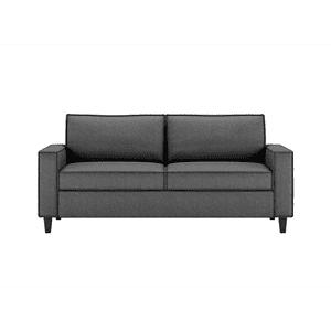 American Leather - Pax Pewter - Fabrics