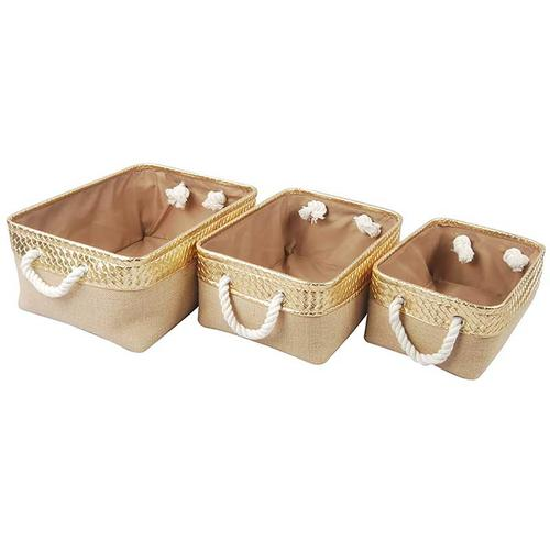 S/3 Nested Baskets