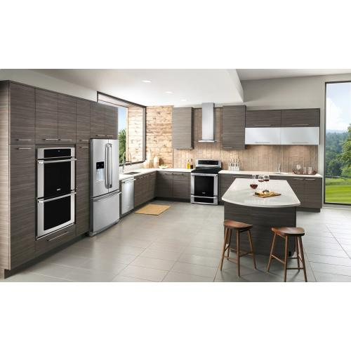 Electrolux - 30'' Glass and Stainless Canopy Wall-Mount Hood