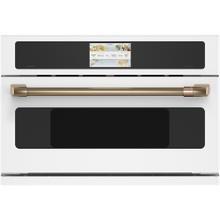 Café 30'' Five in One Oven with 240V Advantium ® Technology Matte White