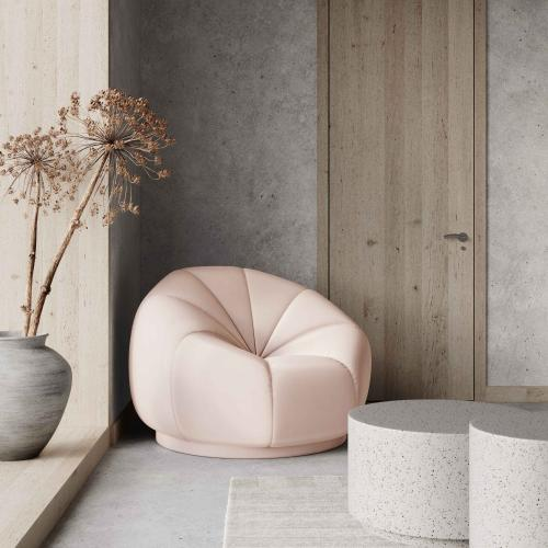 Marshmallow Peche Lounge Chair
