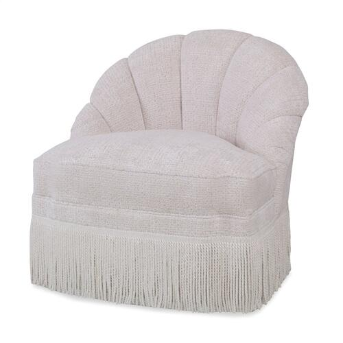 Scallop Chair - Swivel