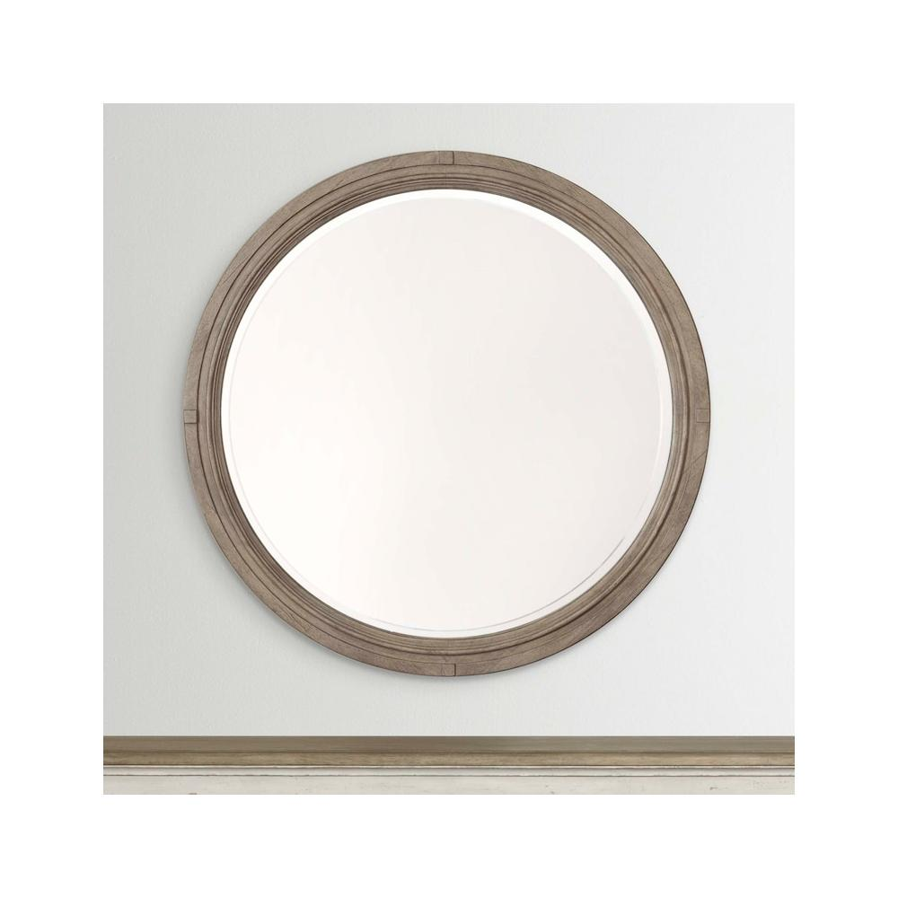 Bella Round Mirror