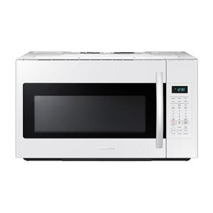 Samsung Appliances1.8 cu. ft. Over-the-Range Microwave with Sensor Cooking in White