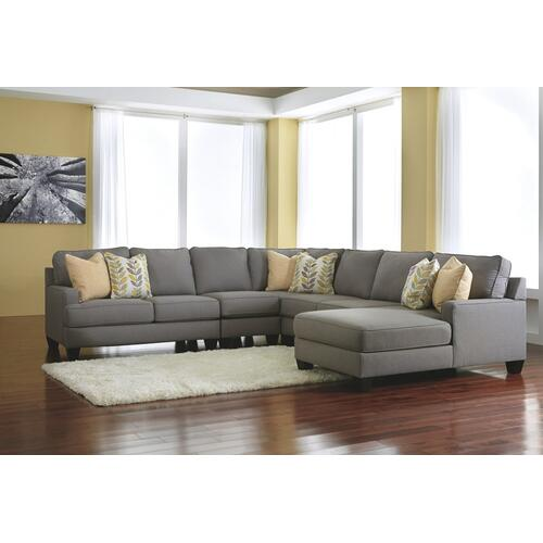 Chamberly 5-piece Sectional With Chaise