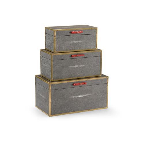 Cousteau Boxes - Charcoal
