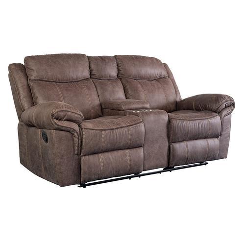 Carrizo Reclining Sofa, Console Loveseat & Recliner, M7621