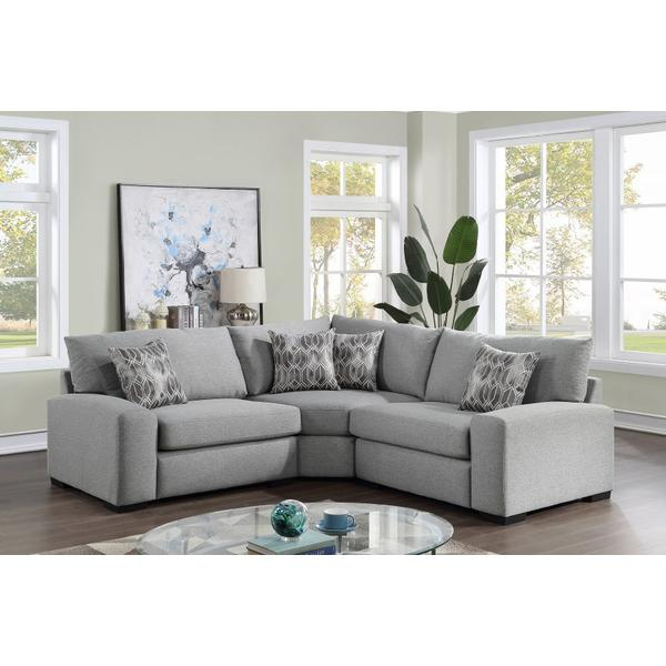 See Details - Clayton Aluminum Sectional, U5346