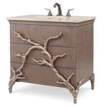 See Details - Branch Sink Chest