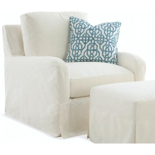 Halsey Slipcover Chair