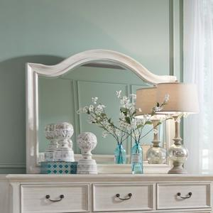 Liberty Furniture Industries - Arched Mirror