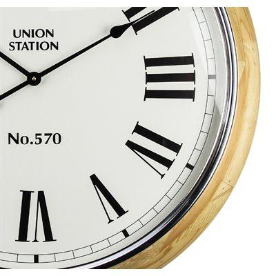 Product Image - Union Station Wall Clock
