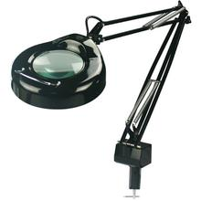 5-diopter Magnifier Lamp, Black, 22w/t9 Type