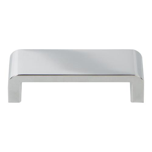 Platform Pull 3 3/4 Inch (c-c) - Polished Chrome