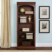 Jr Executive Open Bookcase