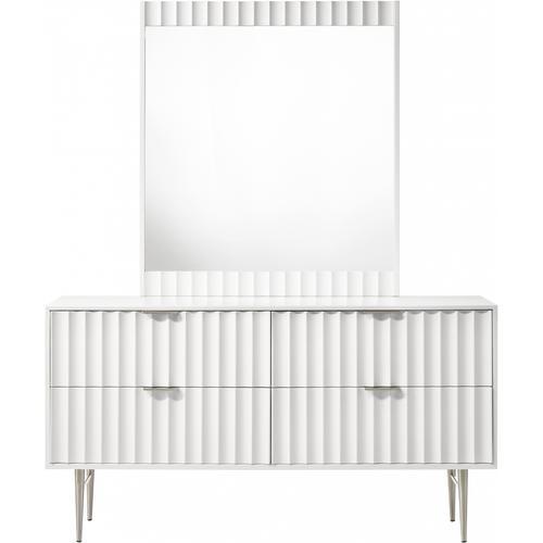 """Modernist Dresser - 60"""" W x 17"""" D x 25.5"""" H"""
