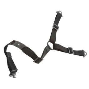 Sanus - Black Anti-Tip Strap Reduces the risk of TVs or furniture accidentally tipping