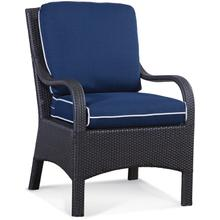 Brighton Pointe Arm Dining Chair