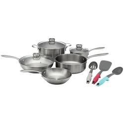 Frigidaire ReadyCook™ 11 Piece Cookware and Utensil Set