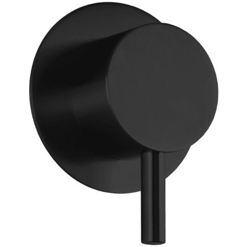 "Volume Control 1/2"" Trim Kit, RND + Lever"