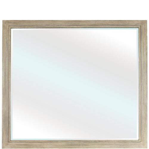 Riverside - Talford Natural - Mirror - Natural Finish