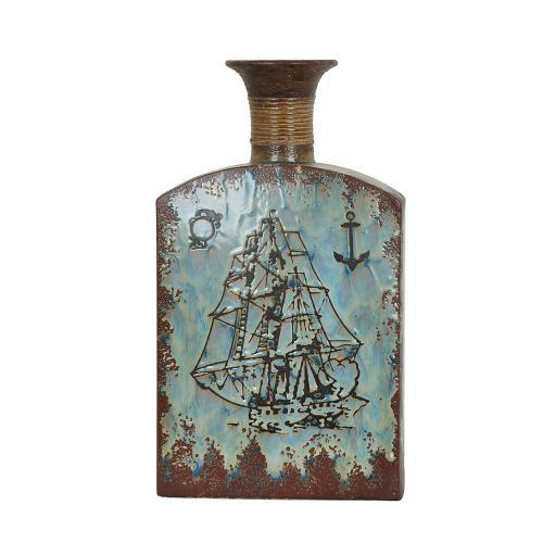 Crestview Collections - Large Set Sail Vase
