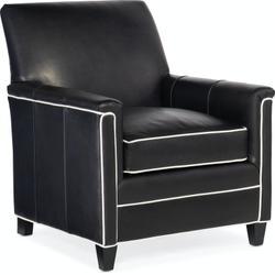 Bradington Young Hawkins Stationary Chair 8-Way Hand Tie 438-25
