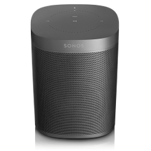 Black- The smart speaker for music lovers