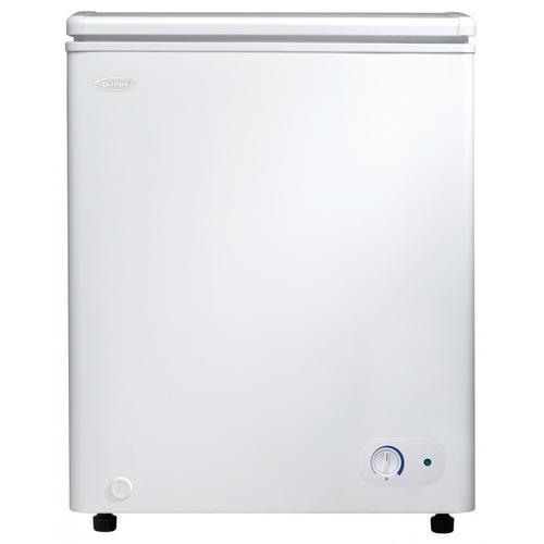Danby - Danby 3.8 cu. ft. Chest Freezer