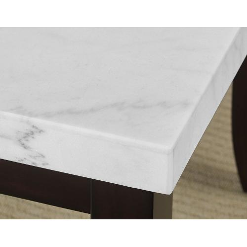 Gallery - Francis 3-Pack Marble Top Set(Cocktail & 2 End Tables)