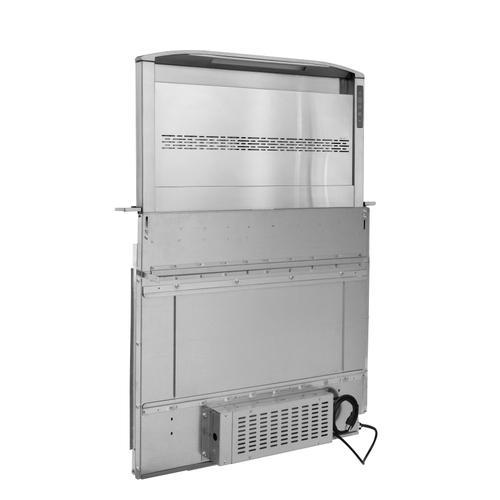 BEST Range Hoods - 48-inch Downdraft Range Hood, blower sold separately, Stainless Steel (D49M Series)