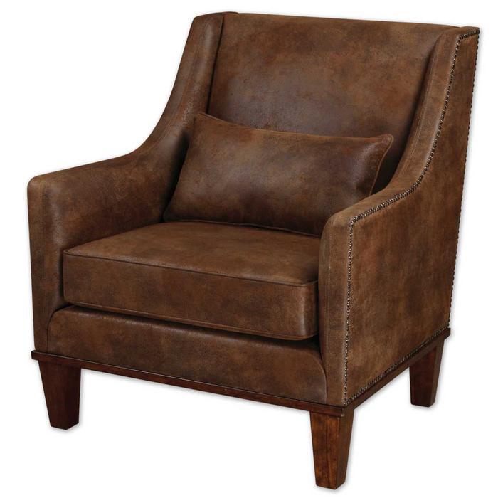 Uttermost - Clay Armchair