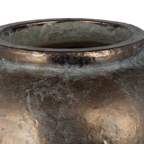 """16"""" Candia Vase Sienna"""