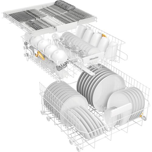 Miele - G 5006 SCU - Built-under dishwasher in tried-and-tested Miele quality at an affordable entry-level price.