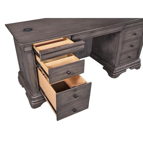 """Gallery - 68"""" Credenza Desk"""