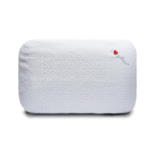 I Love Pillow - Low Profile Queen Bamboo Pillow