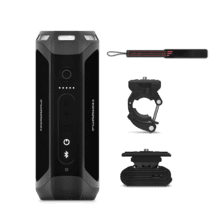 Furrion LIT Portable Bluetooth Speaker Adventure Pack - Black