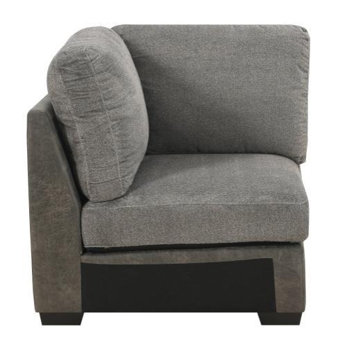 Berlin Corner Chair W/ 3 Pillows