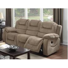 Sunset Trading Aspen Dual Reclining Sofa