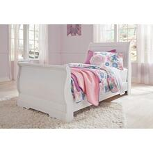 B129 Twin Sleigh Bed