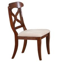 See Details - Dining Chairs - Chestnut (Set of 2)