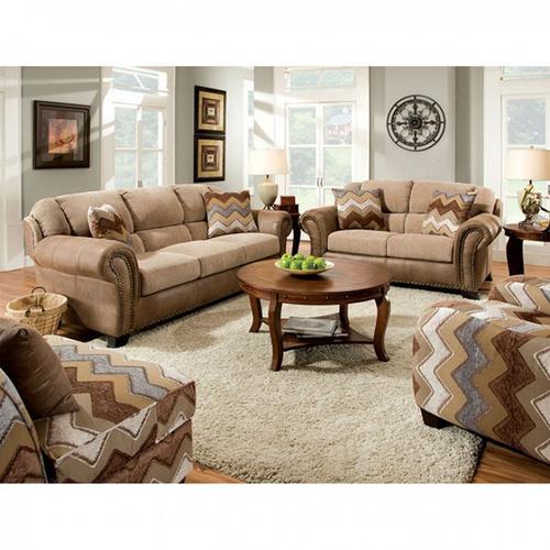 Furniture of America - Hereford Love Seat
