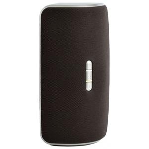 Compact Wireless Multi Room Speaker in Black
