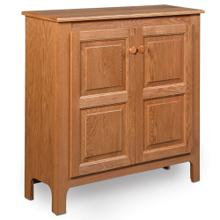 See Details - Country Double Door Cabinet