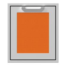 "See Details - 18""single Access Door, Hinge Left, Marquise-orange"