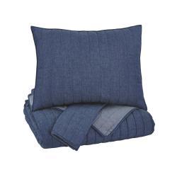 Capella 3-piece Full Quilt Set