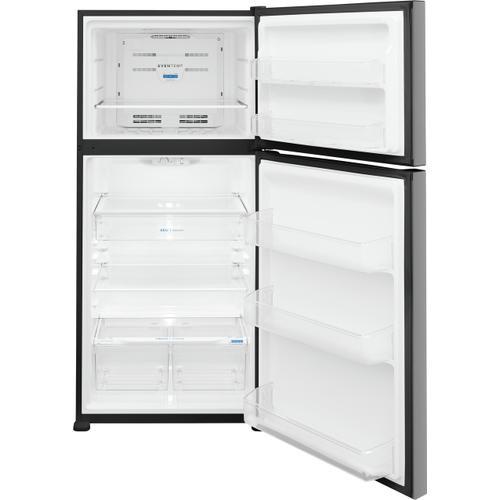 Frigidaire - Frigidaire 20.0 Cu. Ft. Top Freezer Refrigerator