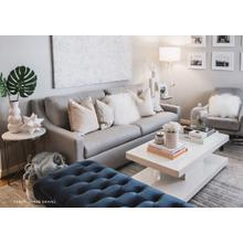 See Details - Perry Stylish Sleeper Sofa - American Leather
