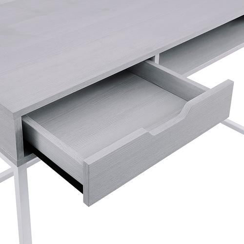 """Office Star - Contempo 40"""" Desk With Drawer and Shelf"""